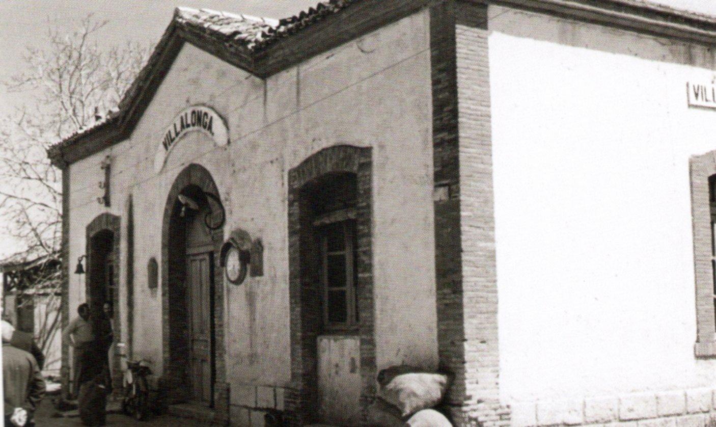 Estació de Vilallonga, desapareguda en l'actualitat