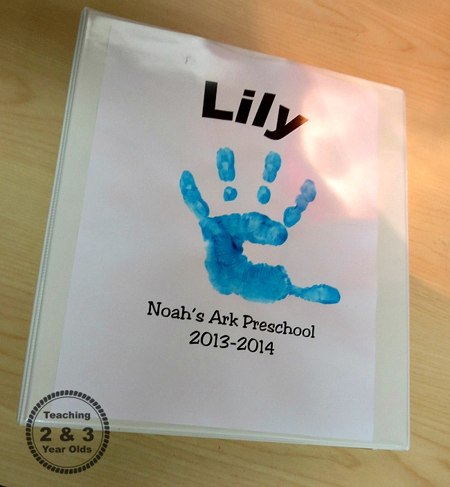 Memory Book Cover Ideas : Preschool memory books teaching and year olds