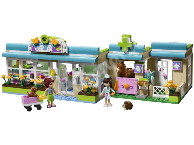 Lego Toys For Girls : The brick brown fox lego friends girls sets