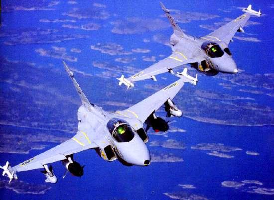 Saab JAS 39 Gripen - サーブ 39 ...