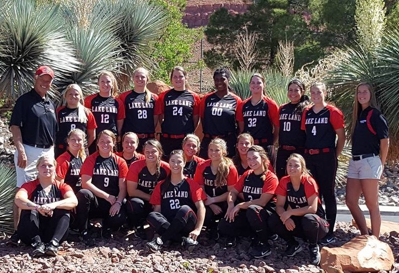 Lake Land College Lady Lakers at Canyons Complex