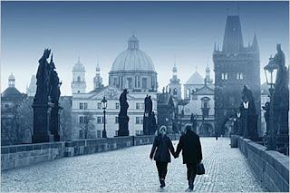 Praga lo mas romantico de Europa
