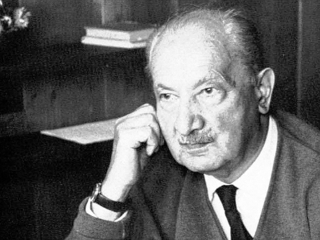 Que é uma coisa? | Martin Heidegger