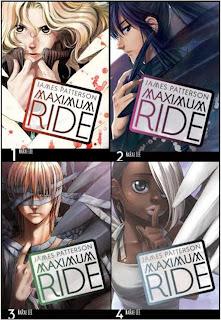 Maximum Ride Manga Total