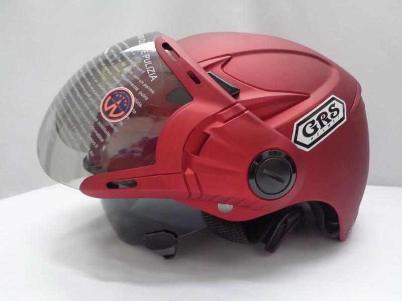 Mũ bảo hiểm GRS A966 2 kính