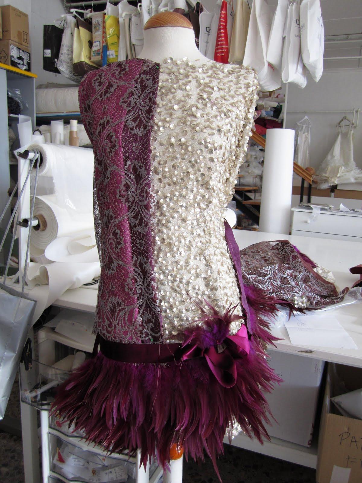 Un vestido a os 20 qu tejido te gusta m s valdespastor - Fiesta anos 20 ...