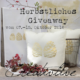 GiveAway bei Astrid