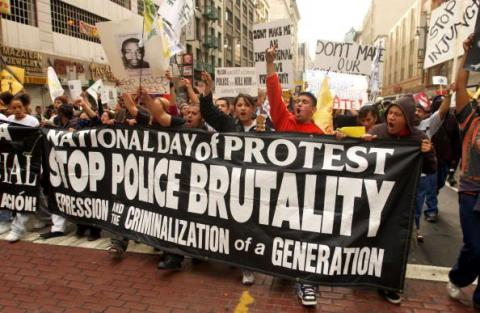 police brutality should be stopped 2016-6-16 how can police brutality be stopped  originally answered: what should be done to stop police brutality given the number of police, assuming the us,.