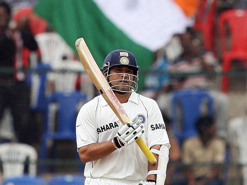 India V Australia Sachin Tendulkar5 1313848