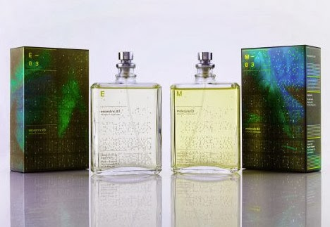 Escentric Molecules novos perfumes Escentric 03 e Molecule 03