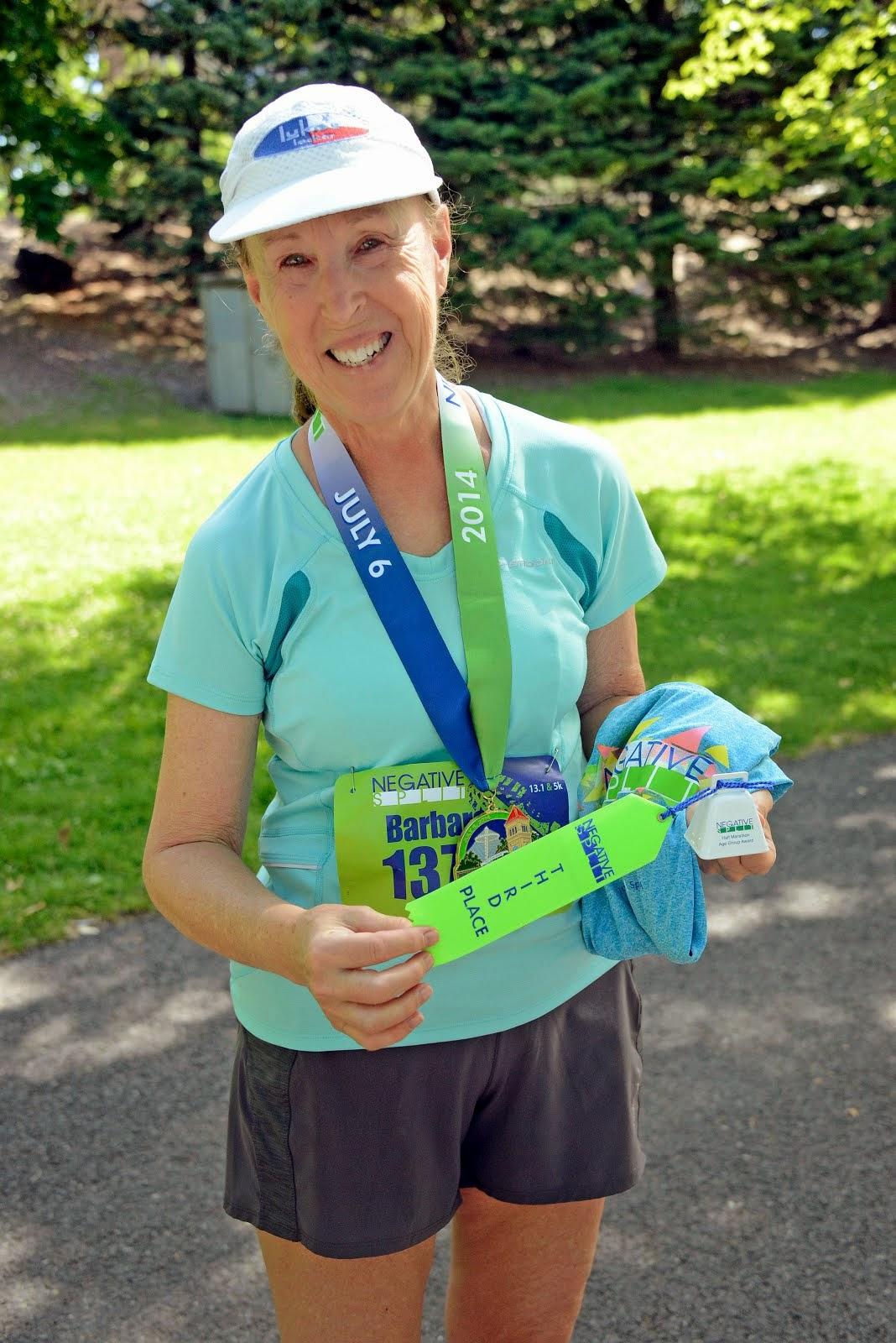 2014 Spokane Half Marathon