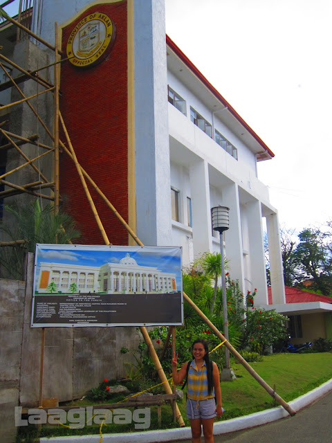 Aklan Capitol Building