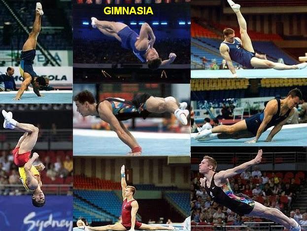 Deportes individuales presentacion de los deportes for Deportes de gimnasia
