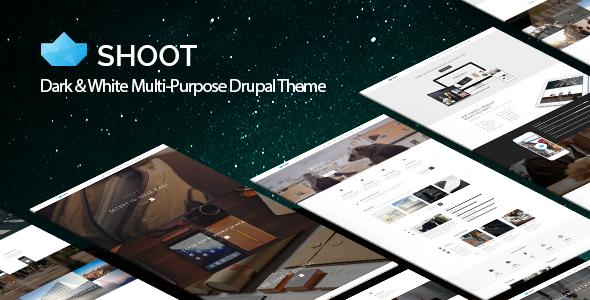 Best Multipurpose eCommerce Drupal Theme