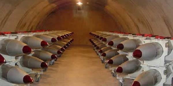 AS Sebar 20 Bom Nuklir di Eropa