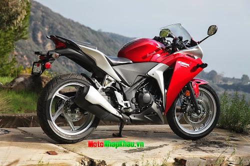 Honda CBR 250R 2013