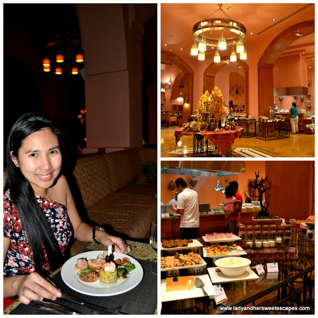 Cinnamon Restaurant at The Cove Rotana