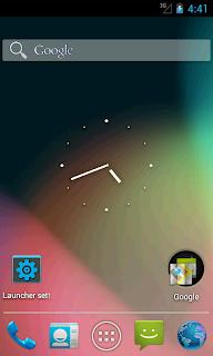 Holo Launcher HD vBeta1