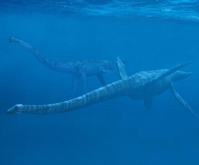 10 Makhluk Laut Prasejarah Mengerikan Yang Pernah Ada