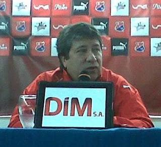 'Bolillo' Gómez es el nuevo Técnico del Medellín