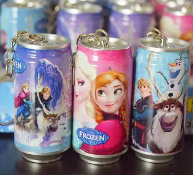 Pulpen Cola Tarik Frozen