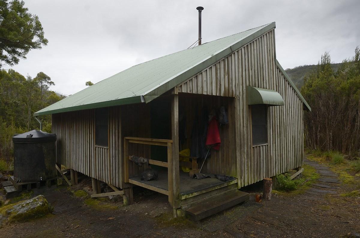 Lake Vera hut