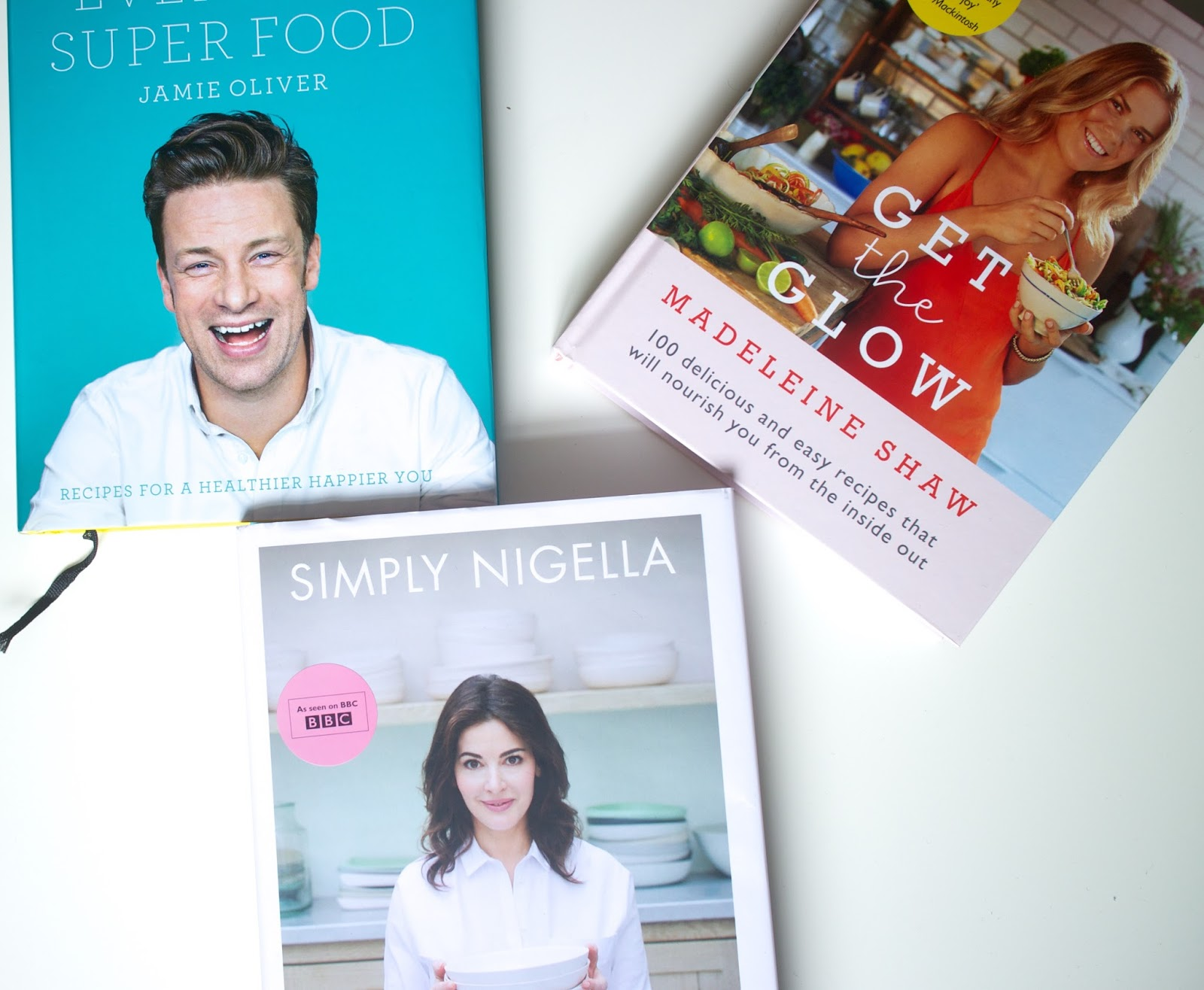 She's So Lucy 3 Autumn Winter 2015 Christmas Healthy Cookbooks Nigella Lawson Simply Jamie Oliver's Super Foods Get The Glow Madeleine Shaw Review