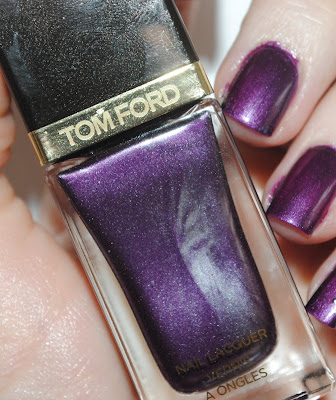 Tom Ford Nail Lacquer: Dominatrix