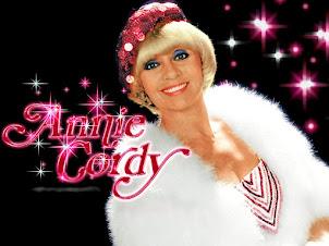 """Annie Cordy , formidable """" Tata Yoyo  """" qui a enchanté plusieurs générations d'enfants ..."""