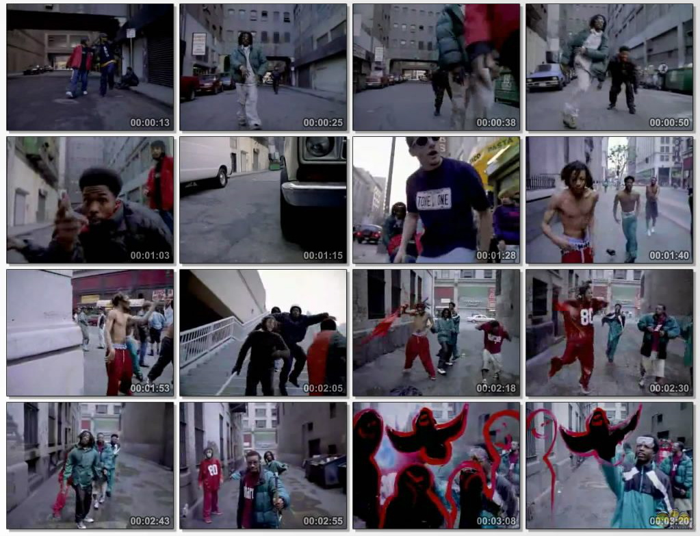"The Making of The Pharcyde ""Drop"" Video by Spike Jonze 