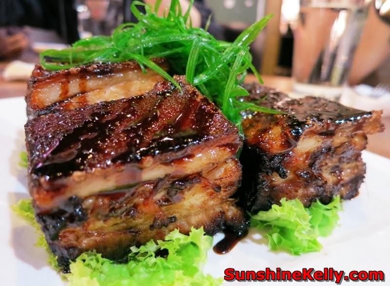 Pork sperity CNY, Porkalicious Joy Luck Set, chicago rib house, 1 Utama food, CNY Braised Pork Belly,