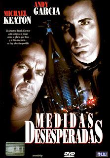 Filme Poster Medidas Desesperadas DVDRip XviD & RMVB Dublado