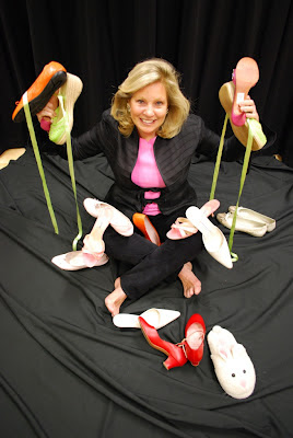 Actress and author Tina Sloan will share laughs and revelations and discuss her book 'Changing Shoes' at the Athertyn Enrichment Series