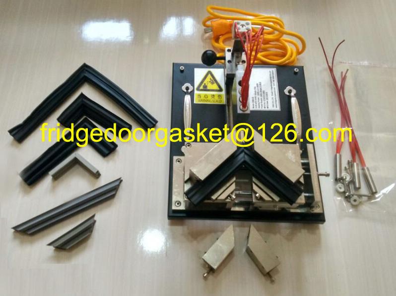 Portable refrigerator door gasket welder & Refrigeration Gasket Welder for Gasket Manufacturer and ...