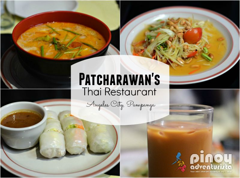 Patcharawan 39 s thai restaurant in angeles city pampanga for Authentic thai cuisine los angeles