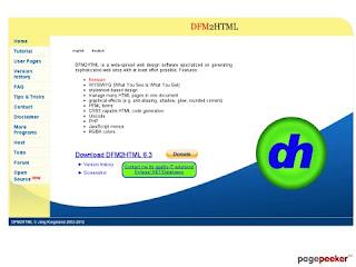 DFM2HTML