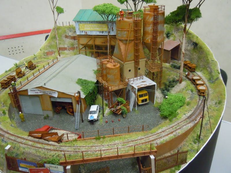 Michael S Model Railways November 2012