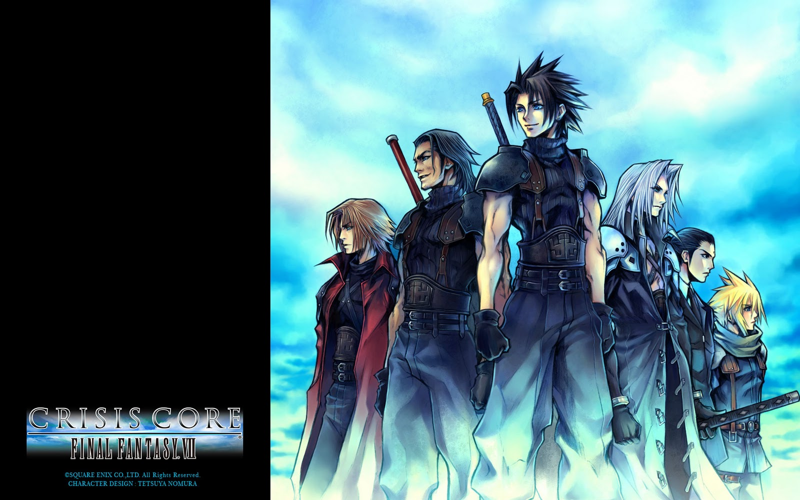 Final Fantasy PSP wallpaper