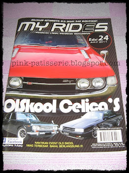 MYRIDES EDISI JULAI 2011