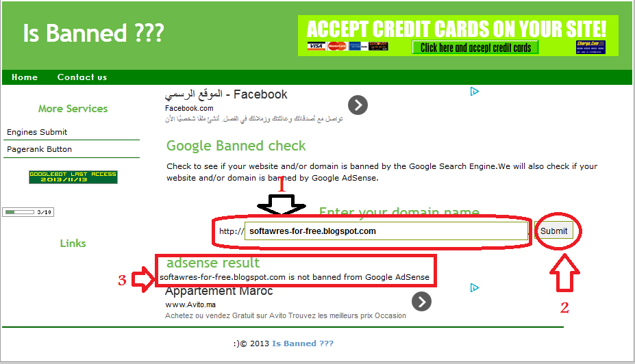 how to add google adsense to my website