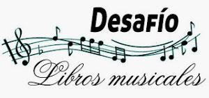 Desafió: Libros Musicales
