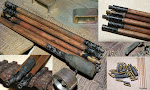 Barrel cleaning rod 1:15, 1/16  scale, Panzer IV, StuG III, Jagdpanzer IV.....