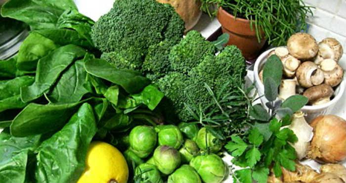 Beberapa Sayuran yang Bernutrisi