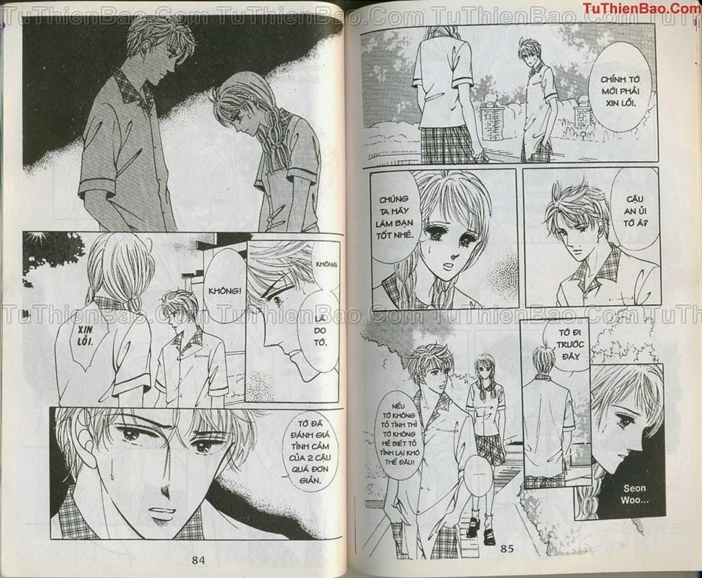 Nữ sinh chap 4 - Trang 43