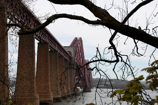 The Fourth Bridge near Edinburgh Scotland