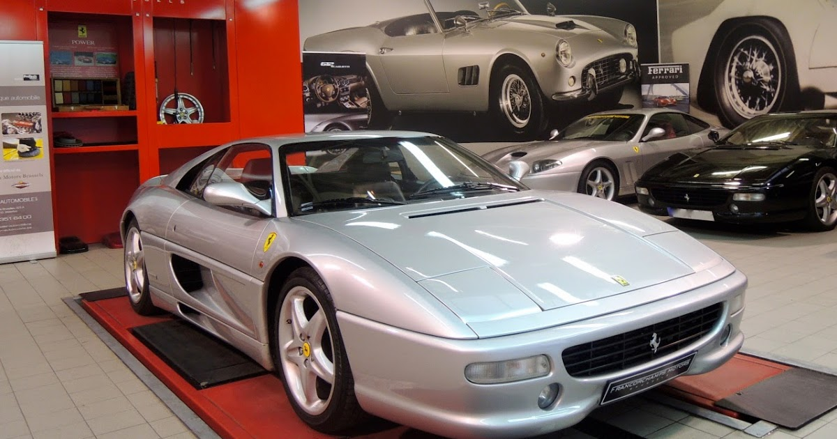 All Cars New Zealand Ferrari F355 Berlinetta 1997