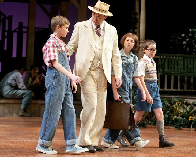 """MCPS 6th Grader Shines on Stage in ASF's """"To Kill a Mockingbird""""! 1"""