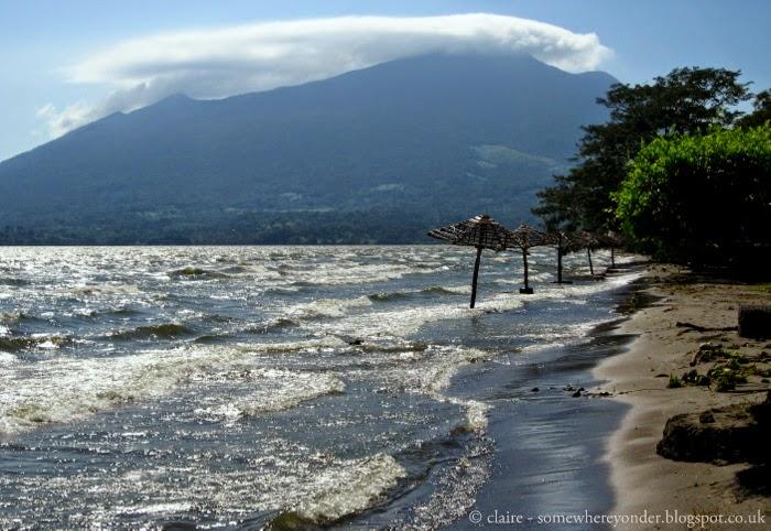 beach - Isla de Ometepe - Nicaragua 2009