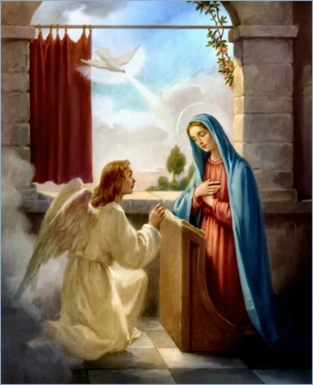 Mystery: My Mother's Rosary: MONDAY'S JOYFUL MYSTERIES