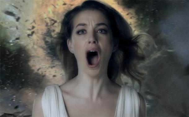 Hollywood está a ficar sem idéias - campanha publicitária Indie Lisboa 2010